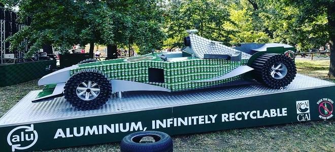 CIAL con Heineken al GP Monza 2016