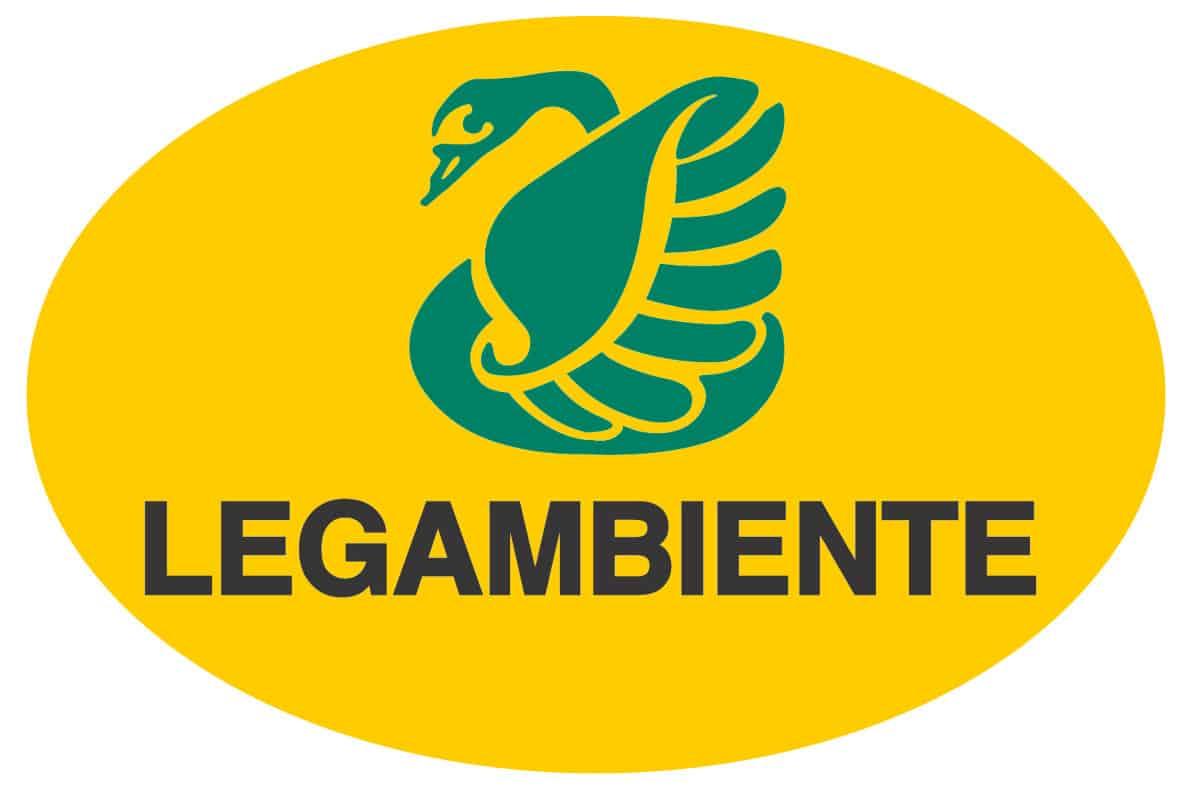 Legambiente logo giallo