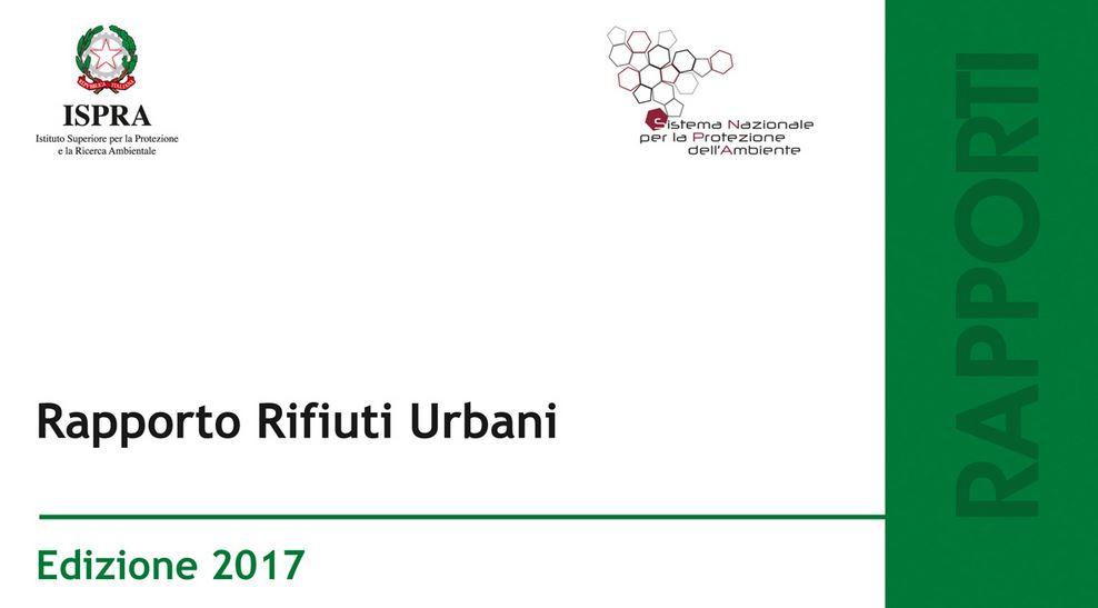 ISPRA Rapporto RU 2017