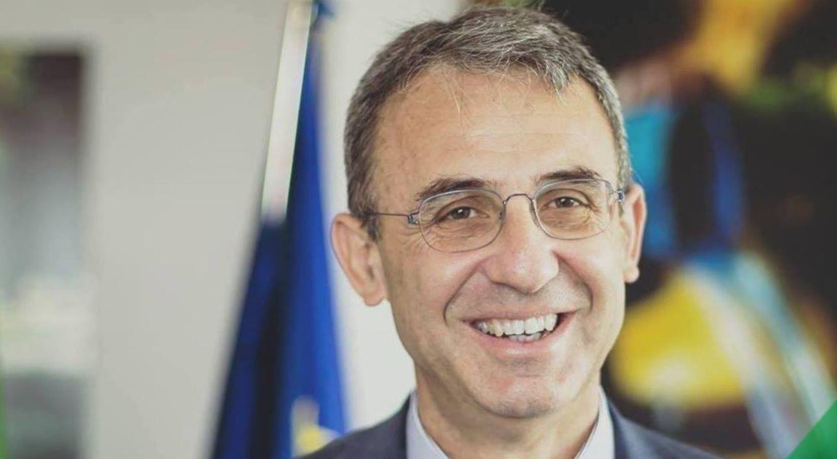 Il Ministro Sergio Costa