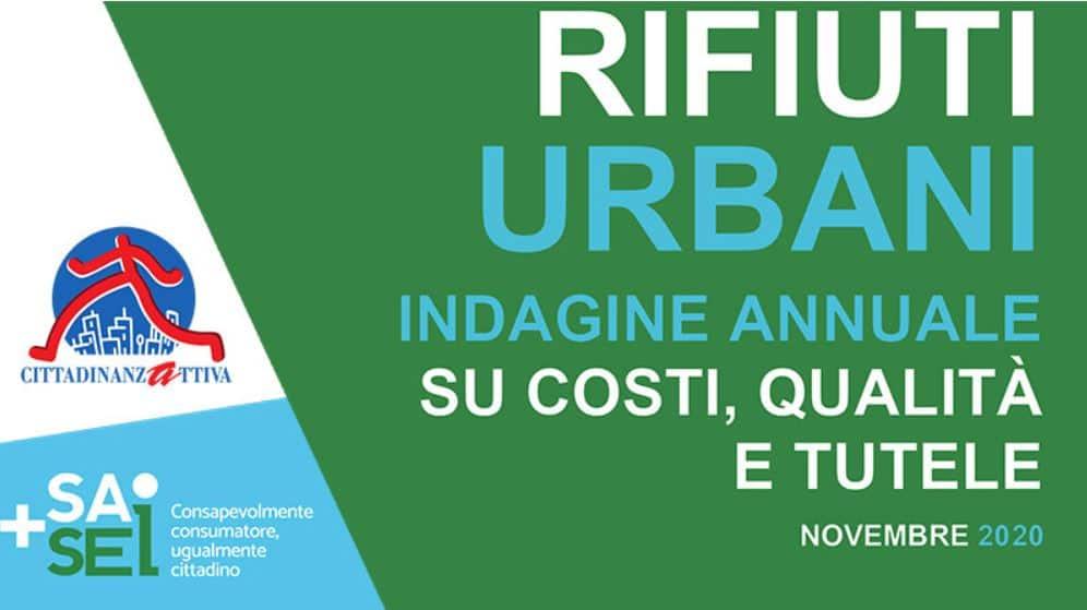 Rifiuti Urbani tariffe 2020 - Cittadinanzattiva