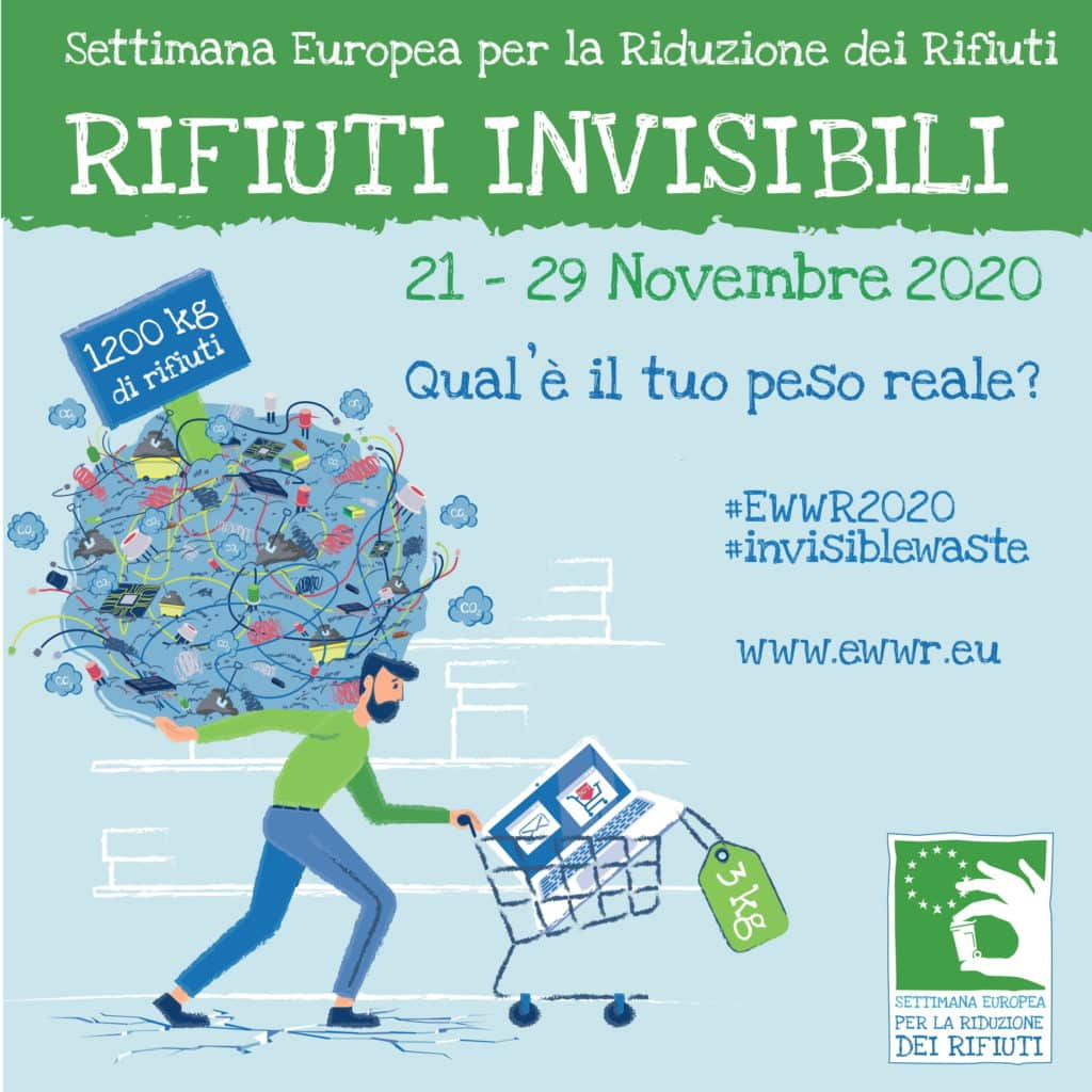 settimana europea riduzione rifiuti 2020