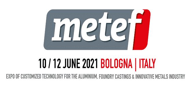 METEF Expo dell'alluminio