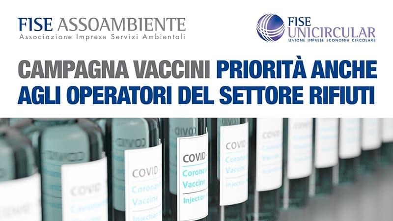 FISE vaccini