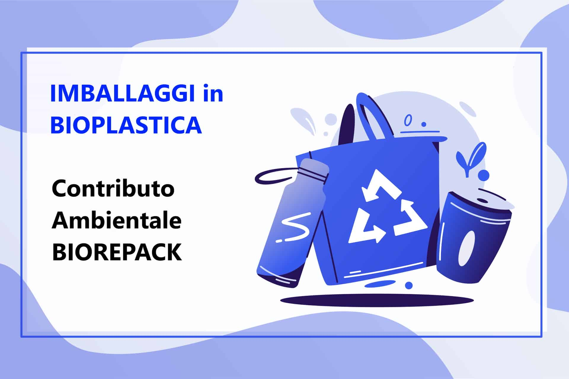Biorepack - bioplastiche
