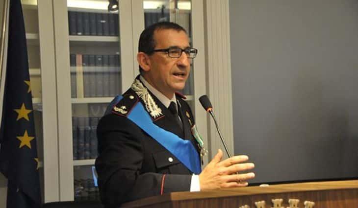 generale dei Carabinieri Giuseppe Vadalà