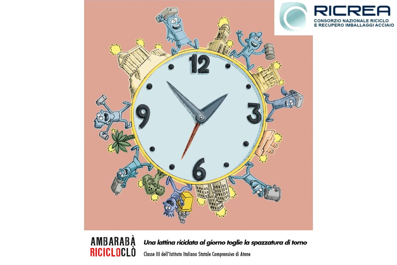 RICREA: Ambarabà Ricicloclò