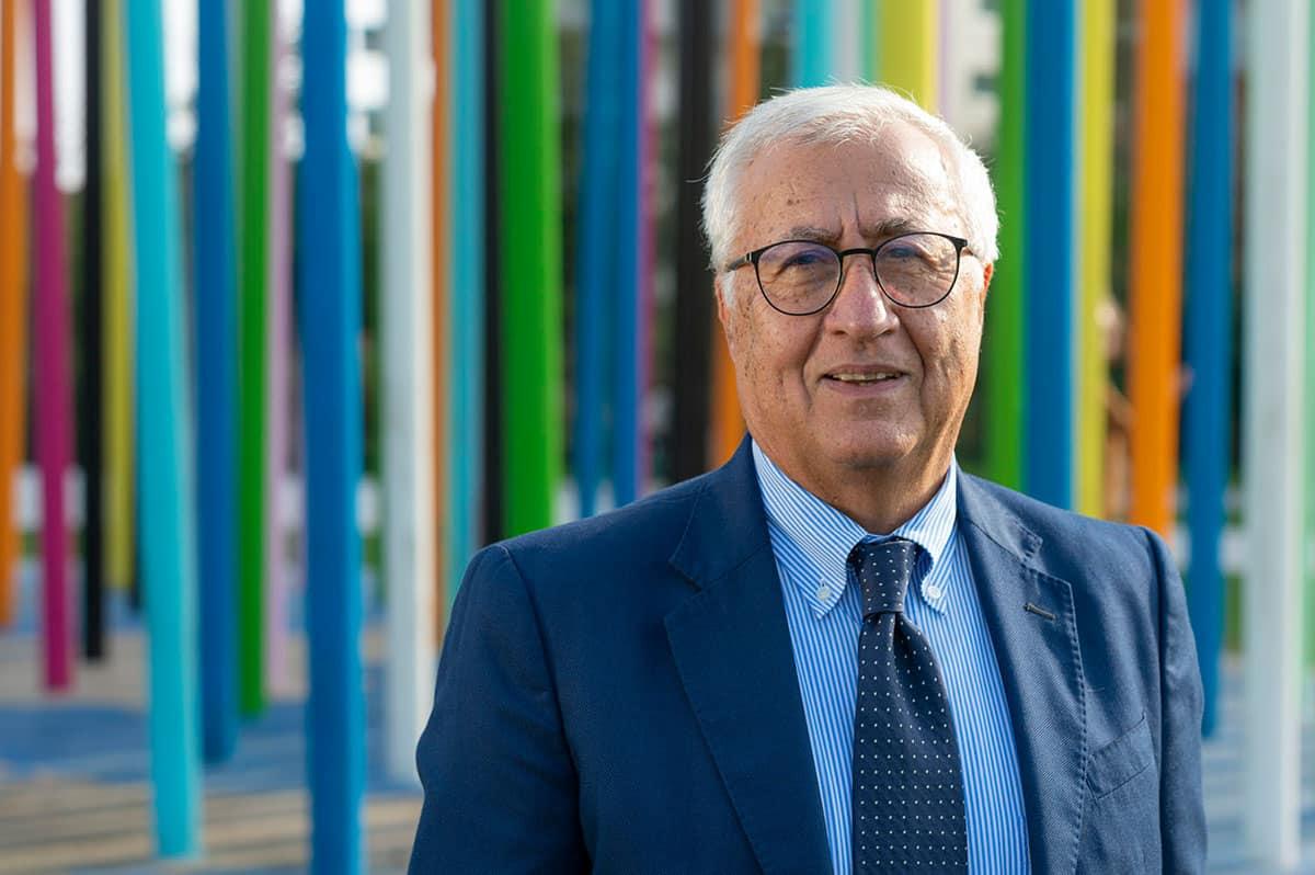 Domenico Rinaldini Presidente RICREA