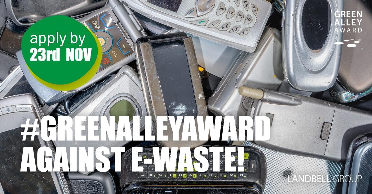 landbell group green alley award