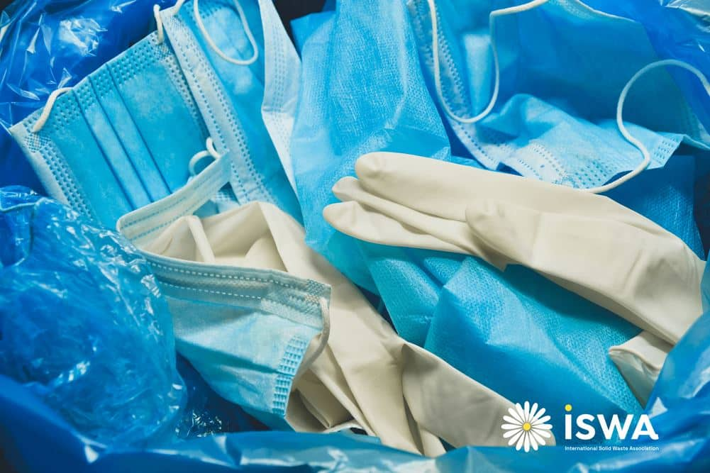 ISWA rifiuti sanitari