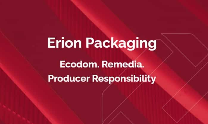 ERION packaging